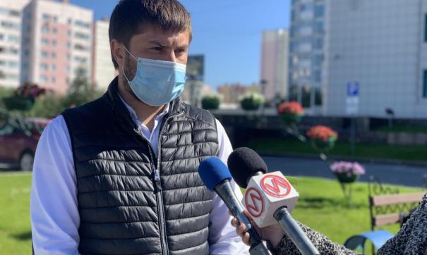 В обсерваторе компании «ГазЭнергоСтрой» больных не обнаружили