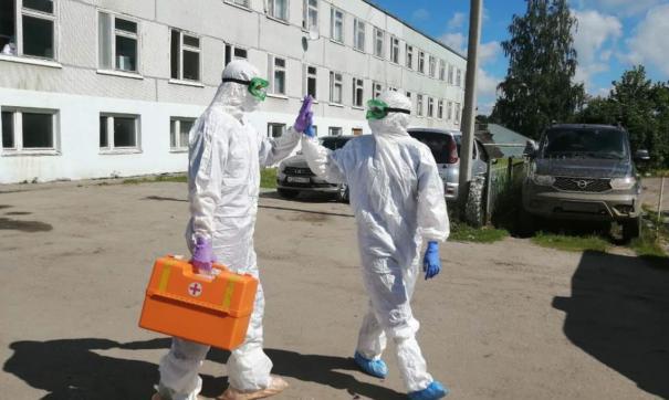 В «Тюменской матрешке» за сутки заболели 520 человек