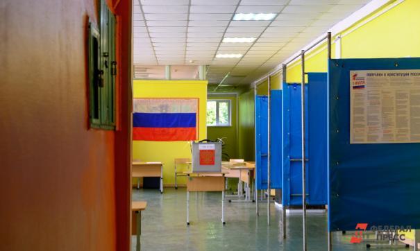 В регионе открылись 1724 избирательных участка