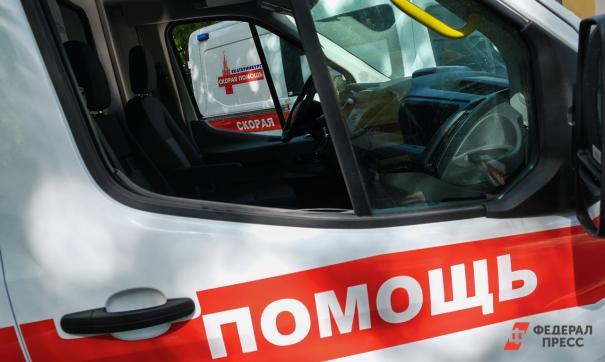 ДТП случилось на дороге между поселками Башмаковского района
