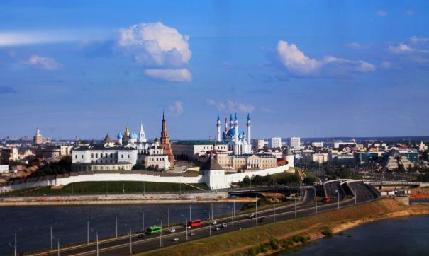 Казань вошла в топ-30 туристических городов в России, Европе и Азии