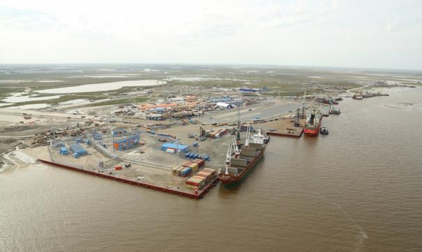 Подходной канал к порту Сабетта станет шире