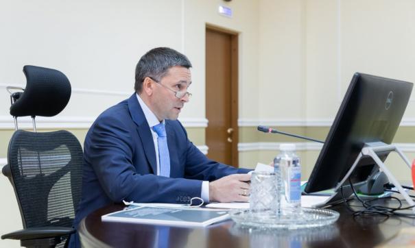 Председателем встречи стал Дмитрий Кобылкин