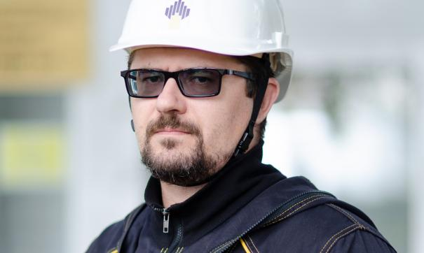 На предприятии Артем Постоенко работает более 20 лет
