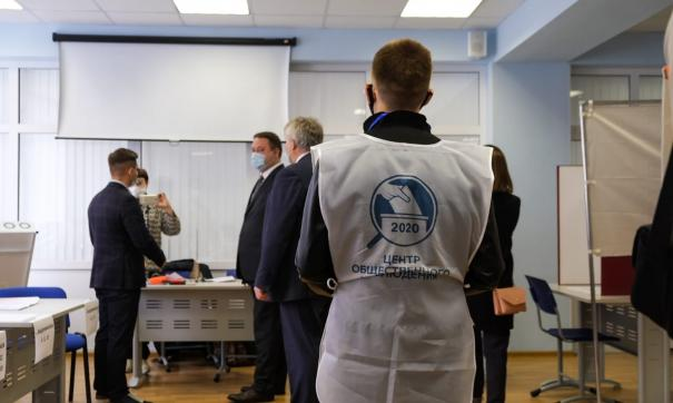 Свердловские избирательные участки проверяют общественные наблюдатели