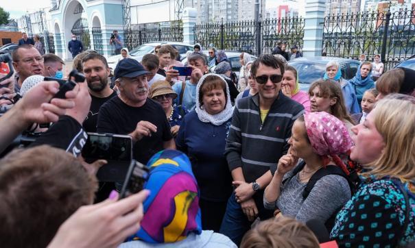 У Екатеринбургской епархии собрались сторонники схиигумена Сергия