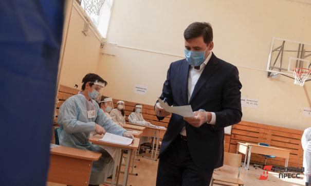 Куйвашев отправляет нового главу свердловского Минздрава в больницу Верхней Пышмы