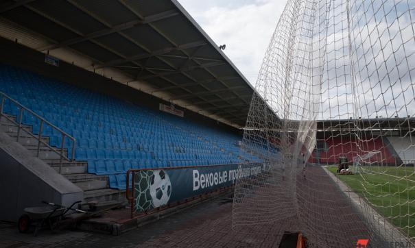К Универсиаде-2023 в Екатеринбурге появится новый легкоатлетический стадион
