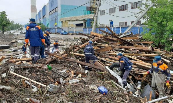 В Нижних Сергах прокуратура контролирует оказание помощи пострадавшим от паводка