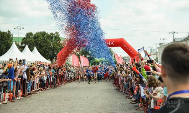 Евгений Куйвашев разрешил провести в Екатеринбурге марафон «Европа-Азия»