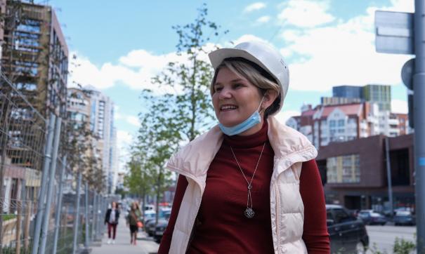Екатеринбург может стать городом-садом на высоте