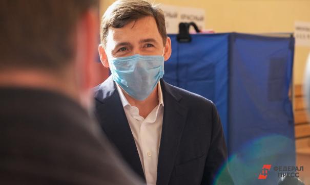 Губернатор Куйвашев отправится в затопленные Нижние Серги вслед за главой МЧС