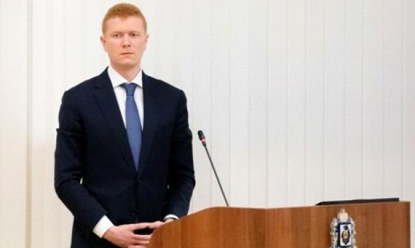 Хабаровский парламент одобрил назначение нового зампреда правительства