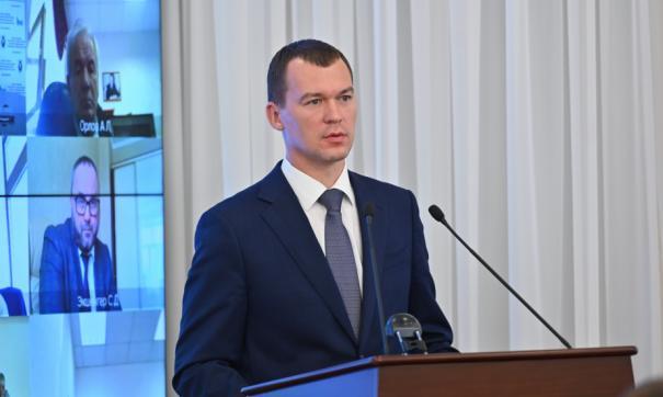 Глава Хабаровского края собирается спасти сотрудников завода «Амурсталь»