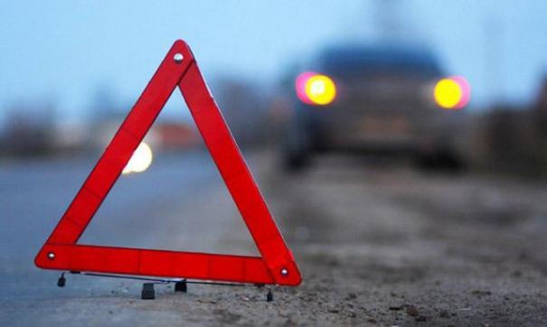 Автомобиль мэра Биробиджана попал в ДТП