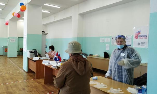 В Приморье к организации голосования подошли с максимальной ответственностью.