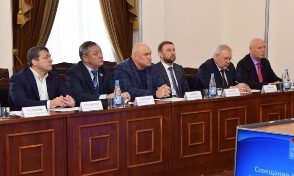 Магаданская областная дума образца 2015 года – лоялистская, почти полностью состоящая из представителей «Единой России»