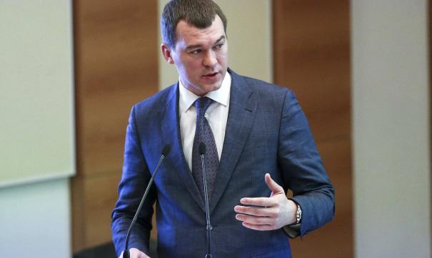 В ЛДПР Михаил Дегтярев никогда не занимал лидирующих позиций.