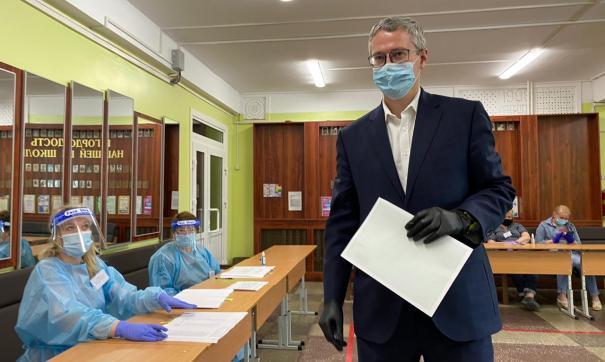 Более 34 % избирателей на Камчатке высказались по поводу поправок