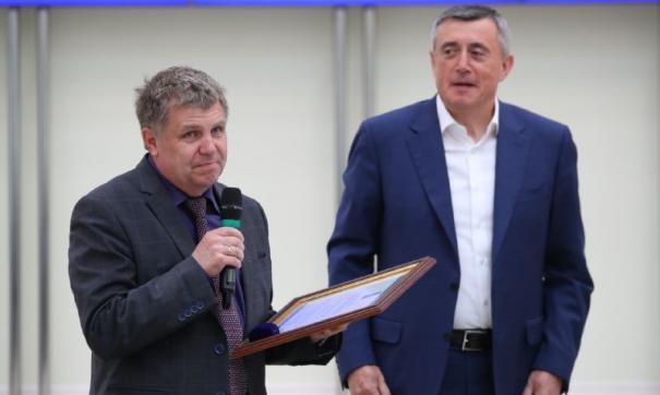 Заместитель председателя правительства Сергей Наумов решил уйти в отставку