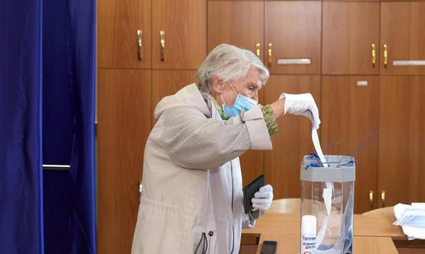 Избирательные участки уже закрылись на Камчатке, Чукотке и в Сахалинской области