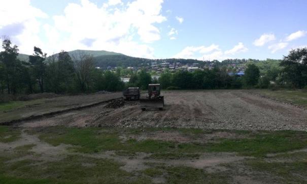 В приморских поселках Терней и Пластун к осени будут построены четыре новые спортивных площадки