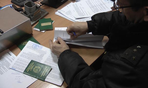 Томские силовики прикрыли канал незаконной миграции
