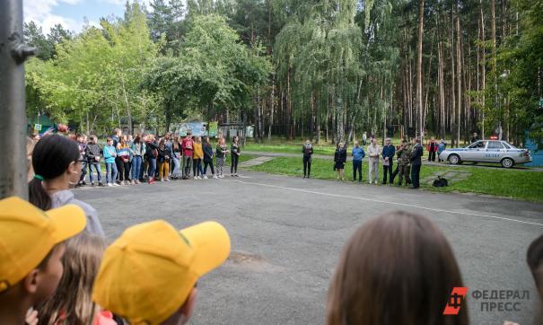 В Кузбассе закрывают все детские лагеря