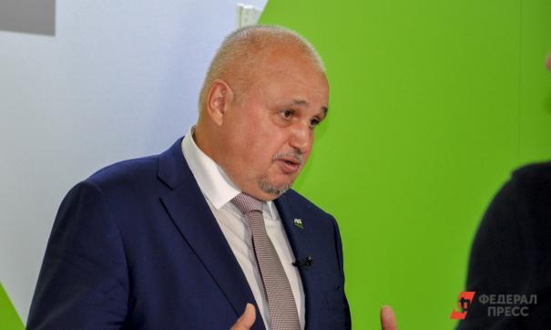 Сергей Цивилев позовет президента на празднование юбилея Кузбасса