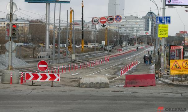 Ремонт Гусинобродского шоссе в Новосибирске закончат к сентябрю