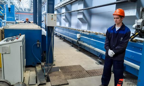 Промышленное производство выросло на треть