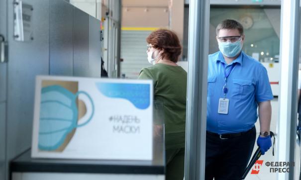 Несмотря на меры безопасности, заболеваемость остается высокой