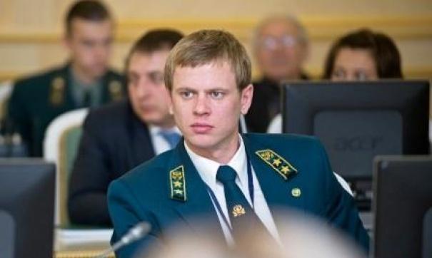 Антона Колодина представили в качестве зама главы Пуровского района