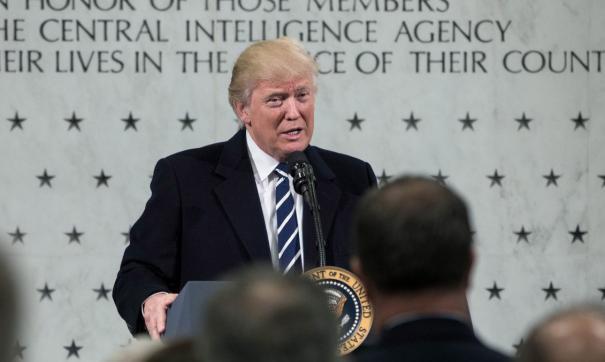 Трамп также заявил, что США не будут выходить из НАТО