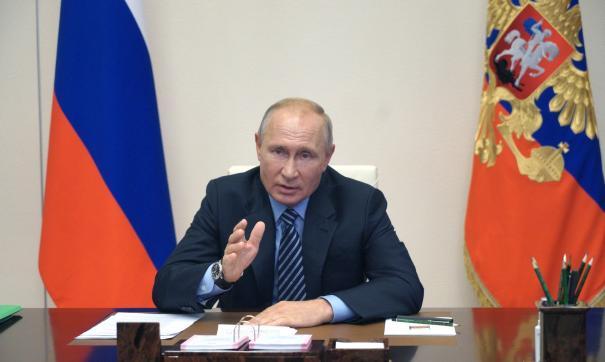 Глава государства посетит Тобольск с рабочим визитом
