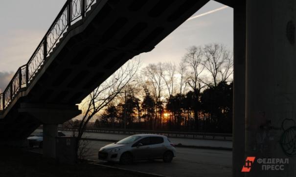 Мост может появиться в районе аэропорта Плеханово