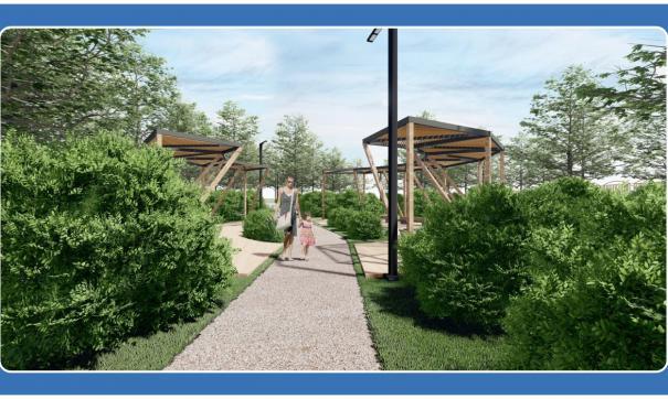 Планируется создать зеленую зону отдыха