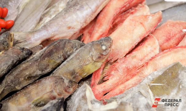 Опасную рыбу в Самару прислали из Мурманска