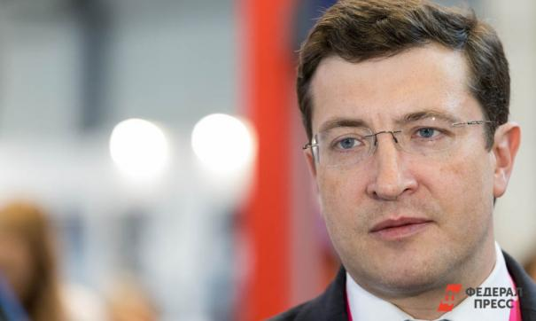 Глеб Никитин рассказал о национальных целях и приоритетах