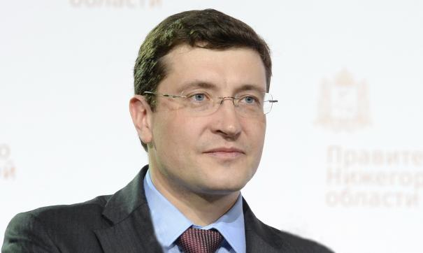 Губернатор Глеб Никитин отчитался о работе правительства за прошлый год