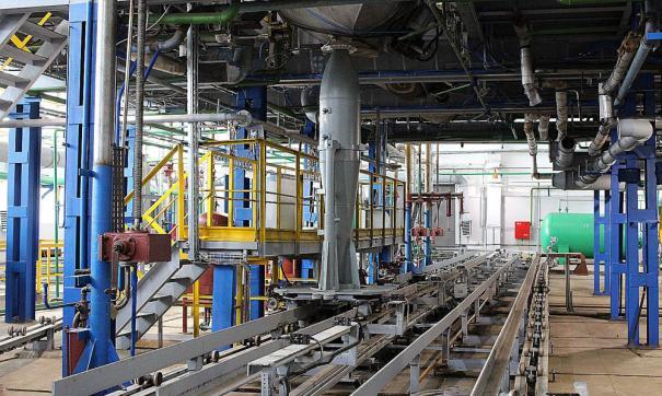 Одним из драйверов роста стала обрабатывающая промышленность