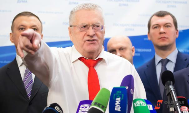 Владимир Жириновский поможет однопартийцам в Казани