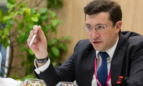 Глеб Никитин предложил скорректировать национальный проект