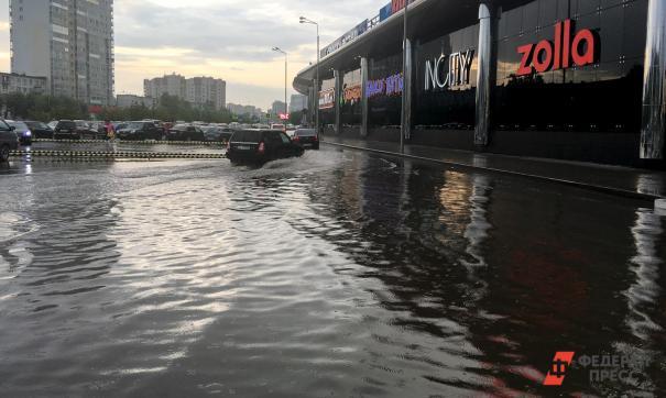 В мэрии Иркутска обсудили ликвидацию последствий ливня