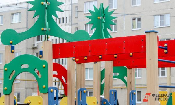 В Липецке появилась еще одна площадка для детей и спортсменов