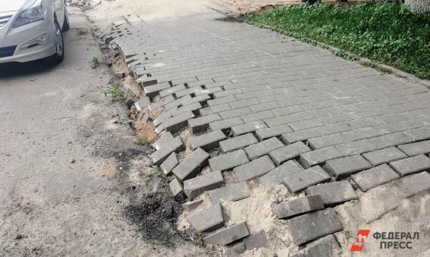 Мэрия Костромы назвала дату начала ремонта набережной