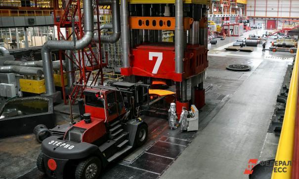 Группа ЧТПЗ модернизировала линию по обработке стальных баллонов