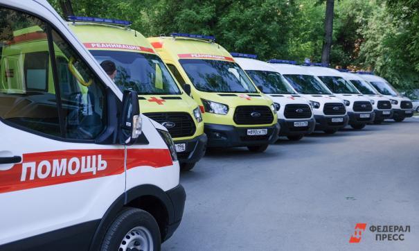 Автомобили скорой помощи для Екатеринбурга собирают на заводе «Нижегородец»