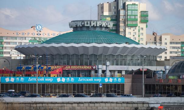 На набережной в районе Торгового центра и Цирка появится новый арт-объект