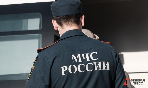 В МЧС по Челябинской области сообщили, что пожар уже ликвидирован